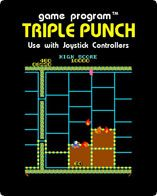 TRIPLE PUNCH